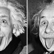 Arthur Sasse / Albert Einstein Sticking Out His Tongue (1951)